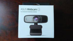 WEBカメラ「ASUS Webcam C3」
